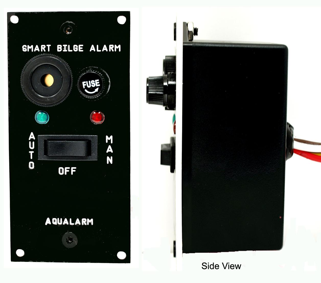 20346 Smart Bilge Alarm, 12v [] - $96 00 : AQUALARM, Warning